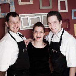 Jana, Roman and Igor